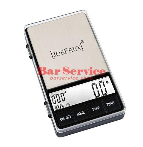 Весы баристаJoeFrex с таймером 1000г в Пензе