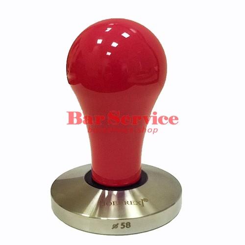 Темпер JoeFrex D53 Pop красный плоский сталь в Пензе