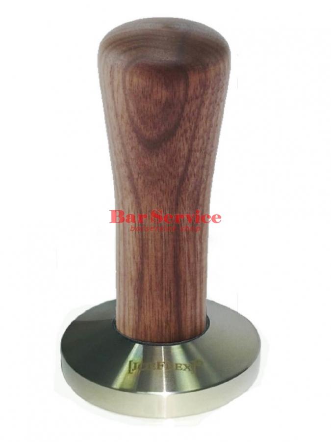 Темпер JoeFrex D58 Classic Short, орех, плоский сталь в Пензе