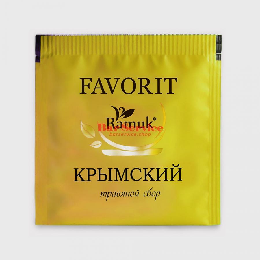 Чайный напиток Ramuk favorit Крымский 200*1.5г в Пензе
