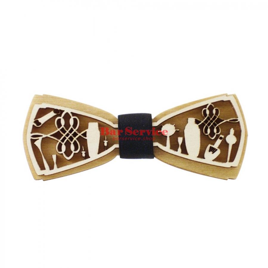 """Бабочка деревянная """"The Bars"""" в Пензе"""